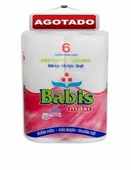 Papel Higienico 6 Rollos...