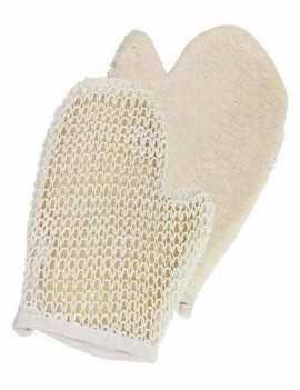 Guantes Yute para exfoliar la piel y dejarla perfecta