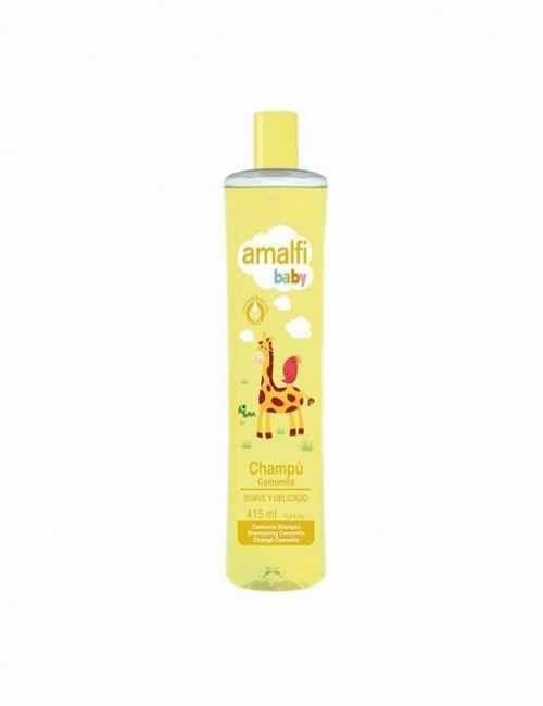 Champu para Bebe con Camomila marca Amalfi