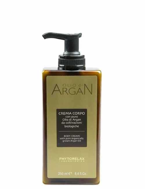 Loción Corporal para hidratar tu piel en profundidad con Argan