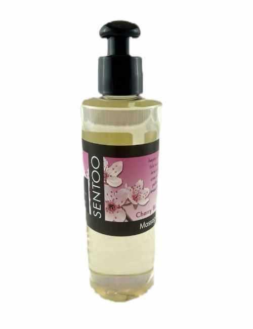 Aceite de Masaje relax con Flor de Cerezo