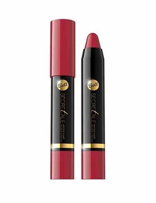 Barra de labios formato Jumbo Intense&Mat Colour Secretale 02