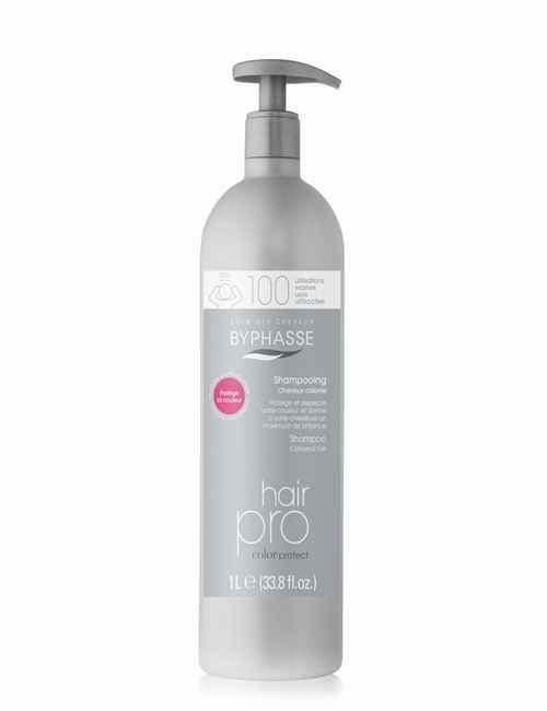 Hair Pro Champú Color Protect Cabello Teñido 1L