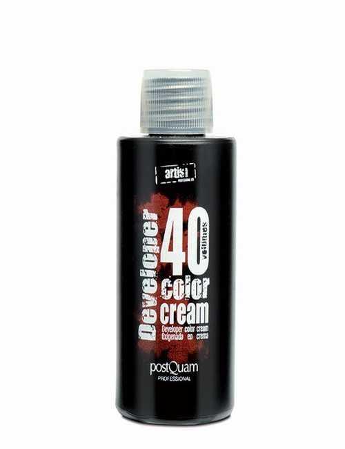 Crema Oxigenada para mezclar con tu tinte favorito para aclara mucho el tono