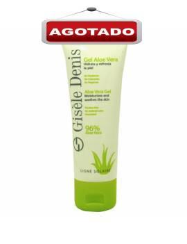 Crema en gel para el cuerpo con un 96 % de Aloe Vera marca Gisele Denis
