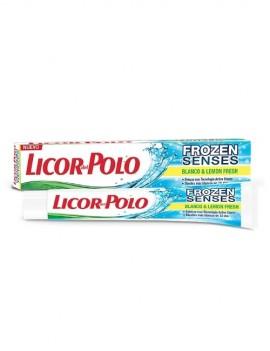 Pasta Dentífrica marca Licor del Polo