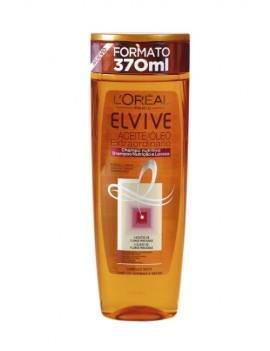 Champú con Aceite Extraordinario para cabello Seco marca Elvive de Loreal