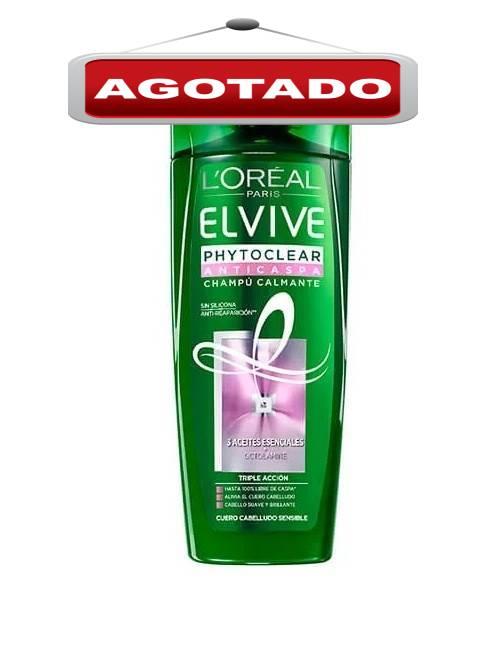 Champú para cabellos con Caspa marca Elvive de Loreal