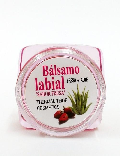 Bálsamo Labial con Aloe Vera y Calendula protege tus labios