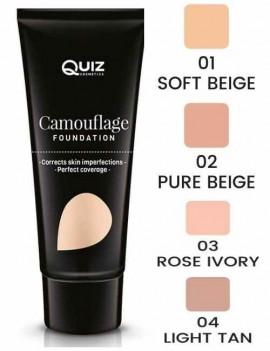 Camouflage Quiz base de maquillaje económica de gran calidad