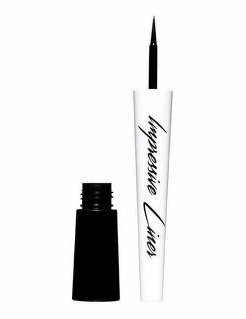 Eyeliner color negro