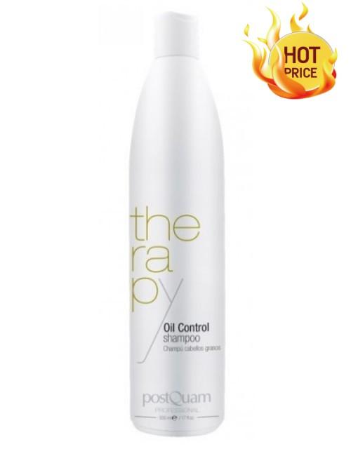 Champú para cabellos Grasos profesional de peluquería Postquam 500 ml
