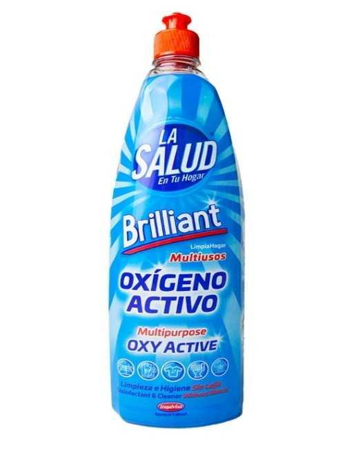 Limpia Hogar Oxigeno Activo para desinfectar todo el hogar