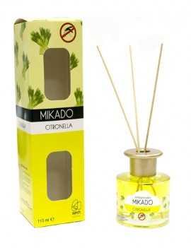 Mikado de Citrinella contra mosquitos
