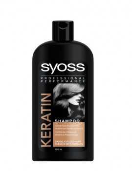 Champu con Keratina para hidratar el cabello