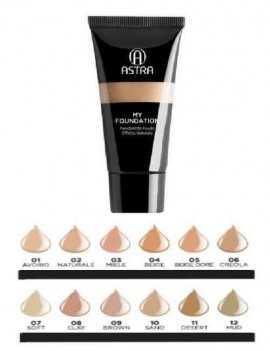 My Foundation Maquillaje...