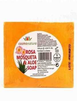 Jabón de Rosa Mosqueta y...