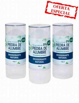 Desodorante Natural Alumbre...