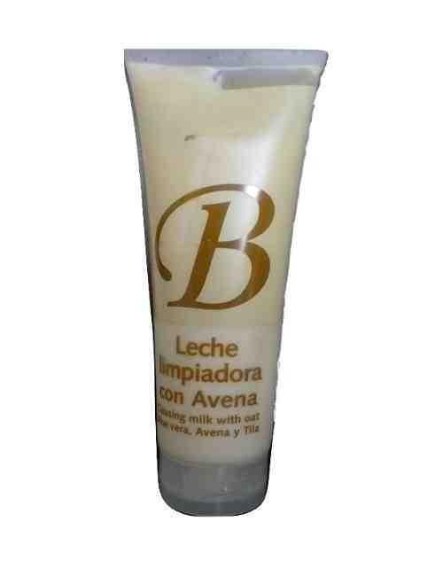 Leche Limpiadora con Avena para el rostro seco y deshidratado