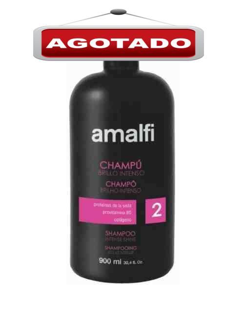 Champu para aportar Brillo Intenso a tu cabello formato grande 900 ml