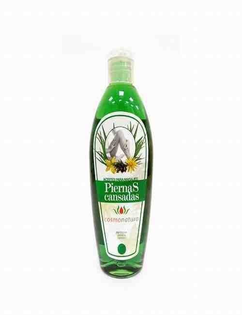 Aceite para Masaje Piernas Cansadas. Relaja tus piernas