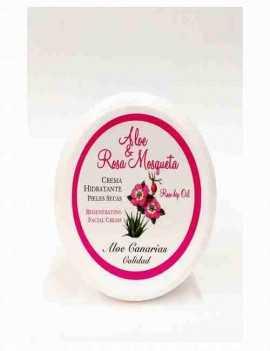 Crema Aloe Vera + Rosa...