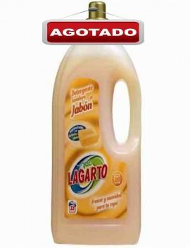 Detergente Liquido para la Ropa Aroma al Jabon