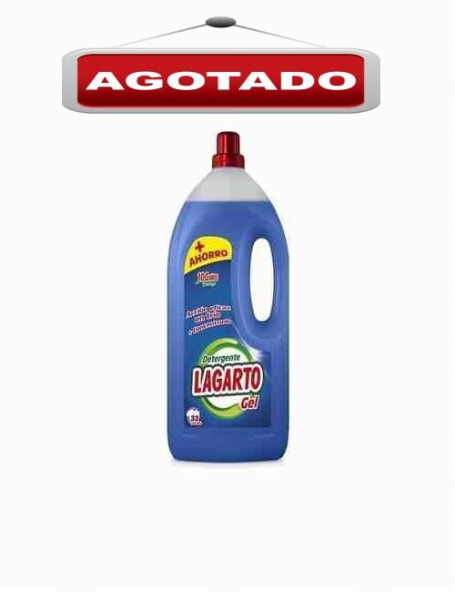 Detergente Liquido para la Ropa Aroma Azul