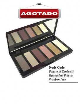 Eyeshadow Palette Nude Code
