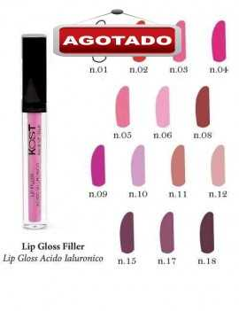 Lip Gloss Acido Hialuronico