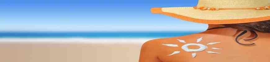 Productos para el cuidado solar