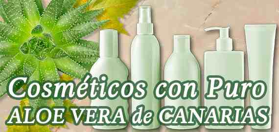cosméticos aloevera canarias